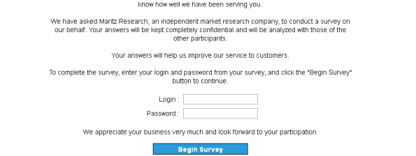 USPS Customer Experience Feedback Survey
