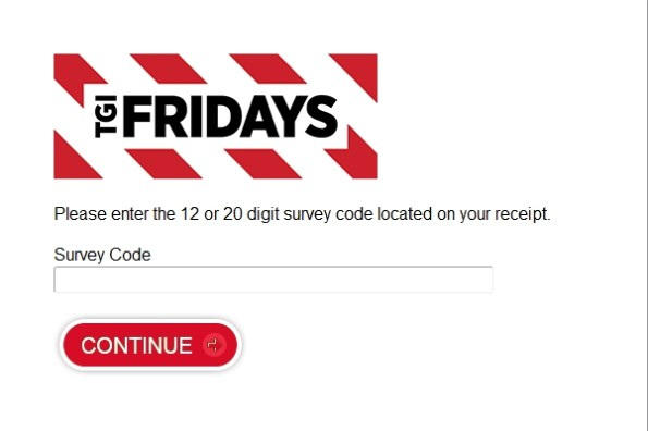 TGI Friday's Customer Satisfaction Survey