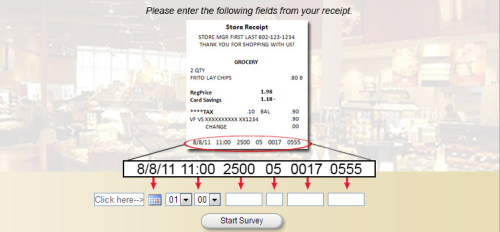 Vons Customer Satisfaction Survey