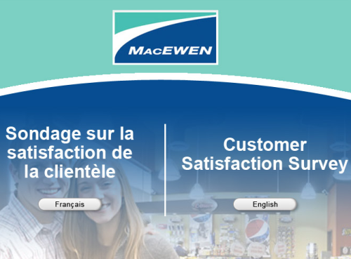 Tell MacEwen Customer Satisfaction Survey