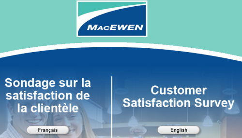 MacEwen Customer Feedback Survey